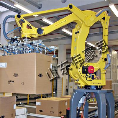 环保型自动卸垛机 自动箱式卸垛机器人