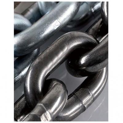 高级链条钢23MnNiMoCr54耐高温起重链条--凯莱索具