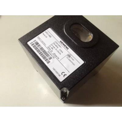 LFL1.322西门子燃烧器控制器