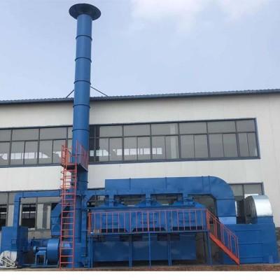 催化燃燒設備處理廢氣過程中對廢氣成分的要求及建議