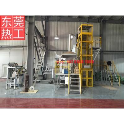 铝合金熔炉厂家/压铸熔炉报价厂家/锌合金集中熔炉
