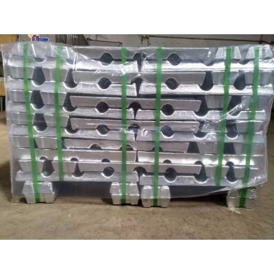 国标3号锌合金, 压铸锌, 3#锌合金 锌合金生产厂家
