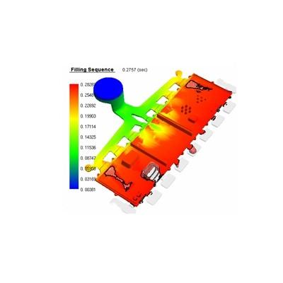 ESI Quikcast有限差分铸造模拟软件经销商销售价格