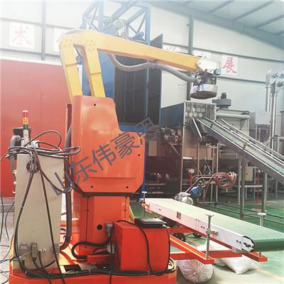石粉机械手拆垛机设备 无尘自动拆垛机器人