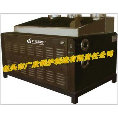 CQGX/CZQG常压大气式和助燃式铸铁锅炉