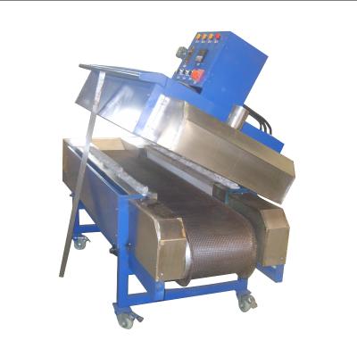 厂家网带式弹簧退火炉 弹簧回火炉 网带热处理炉规格