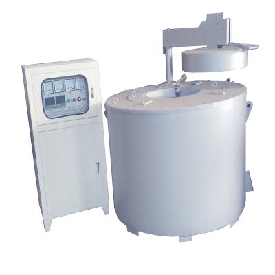 节能坩埚熔铝炉 铝合金熔化炉规格 压铸机边熔铝炉厂家