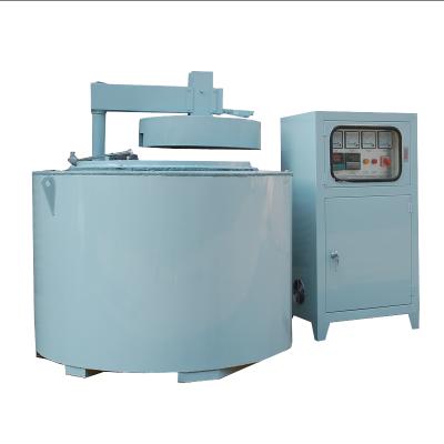 环保工业电炉 铝合金熔炼炉厂家 压铸机电熔炉规格