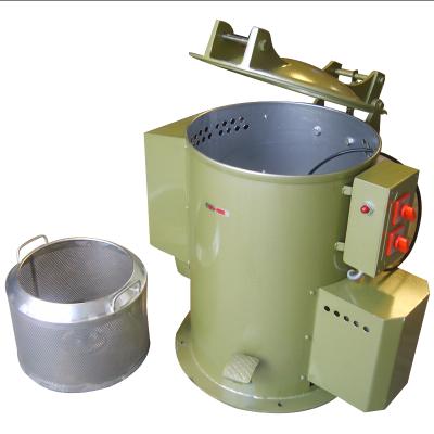批发热风离心干燥机 离心甩干机 电镀厂专用脱油机