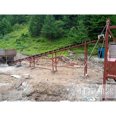 一体式风化石制砂机械200吨型号多少钱ZQ88