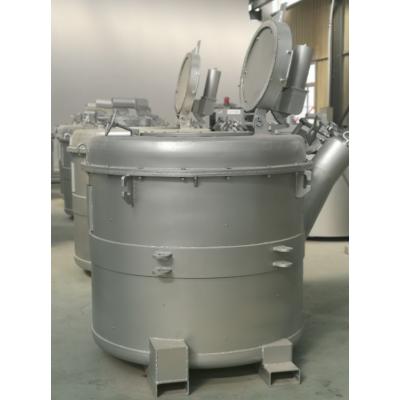 济南海德热工铝水转运包集团采购优品