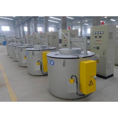 济南海德热工厂家直销铝熔化保温坩埚炉