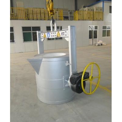济南海德热工厂家直销悬吊式保温坩埚炉
