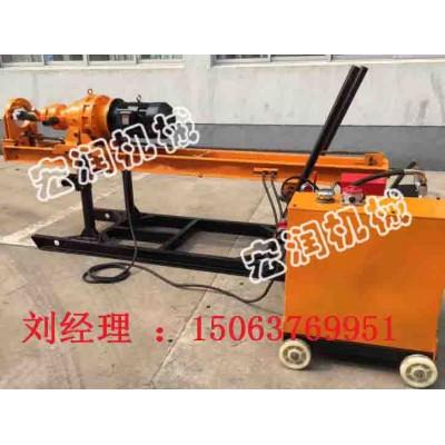 高边坡支护锚固钻机 支架式锚固钻机 40米边坡支护锚固钻机