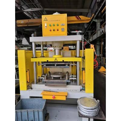 壓鑄件切邊機廠家/壓鑄鋁合金切邊機/鋁硅合金壓鑄件切邊機