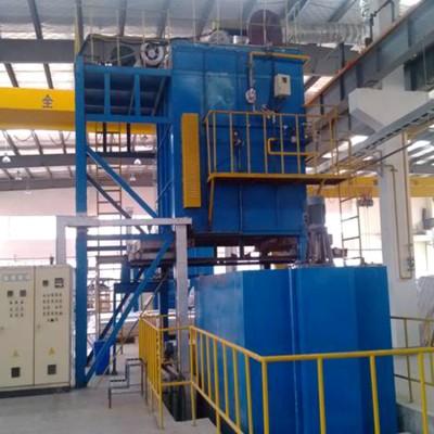 供应T5推杆式铝合金淬火炉、隧道式铝合金固溶炉