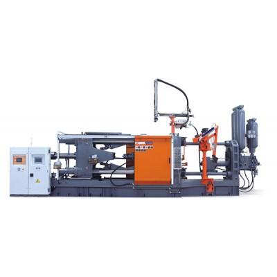 供应盈向TX系列-第4代油冷伺服控制压铸机