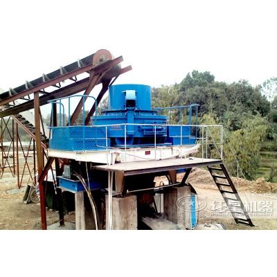 要想生產更高效,合理制砂生產線配置很重要wzz89