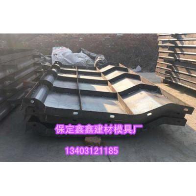 防撞墙钢模具重要核心 防撞墙钢模具利用率