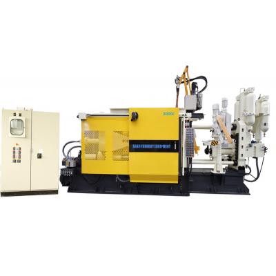 三基铸装160T-4500T系列压铸机