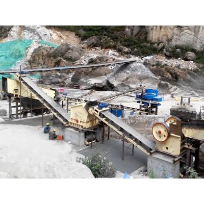低配高配全在你,设备厂家教你科学配砂石生产线