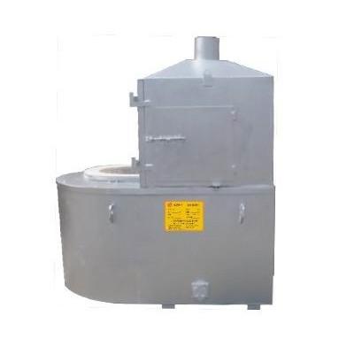 高原炉业供应燃油气熔化保温炉