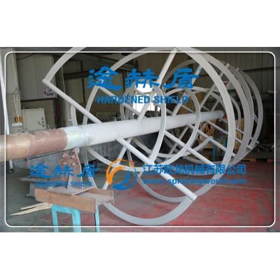 锂电混合设备螺带维修服务