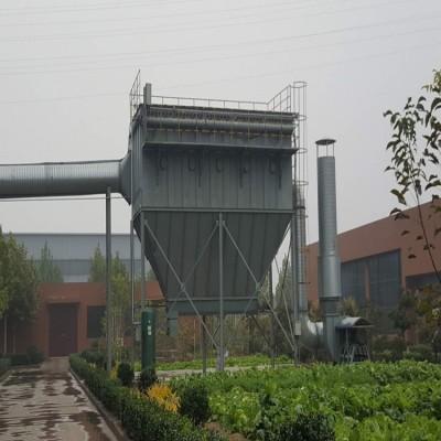 铁矿厂破碎机除尘器安装工程施工及验收规范