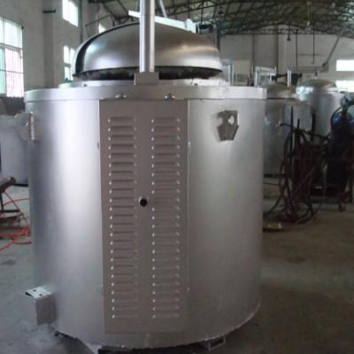 肇慶蓄熱節能燃氣熔鋁爐廠家