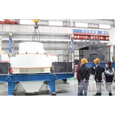 时产100-200吨花岗岩破碎制砂生产线如何搭配?Z90