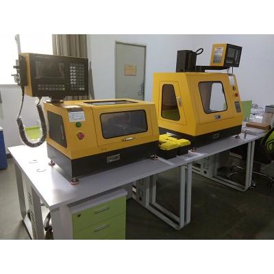 小型数控铣床 教学台式数控车床
