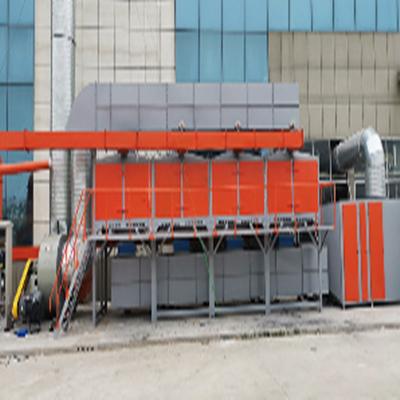 专业定制各种型号催化燃烧设备报价单