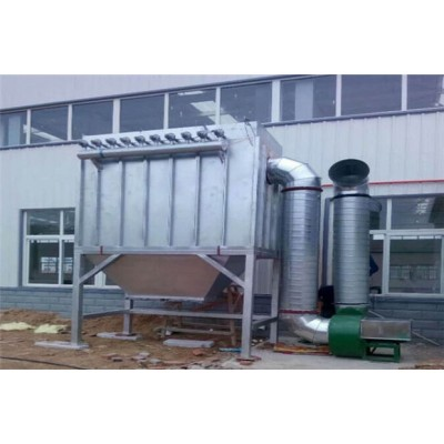 脉冲除尘器 袋式除尘设备 木工车间除尘器 家具厂除尘环保设备