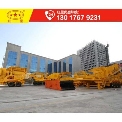 建筑垃圾處理設備生產方案ZY90
