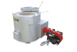供应坩埚式电熔解炉