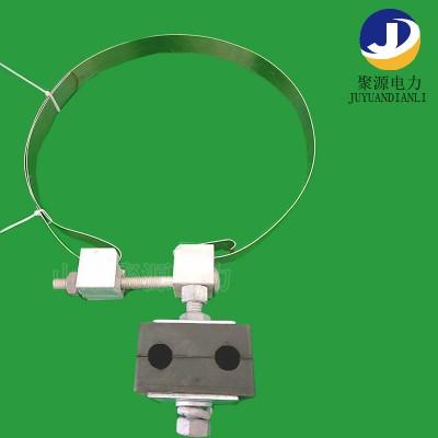 YGD型杆用opgw光缆引下线夹