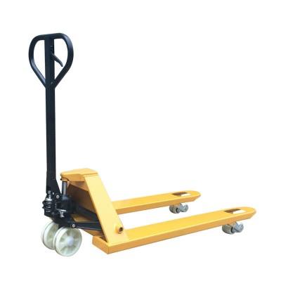 厂家直销 手动搬运车4T 手动托盘搬运车 手动液压叉车可定制