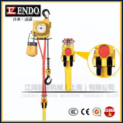 ENDO遠藤氣動葫蘆_遠藤氣動鏈條葫蘆AT125K