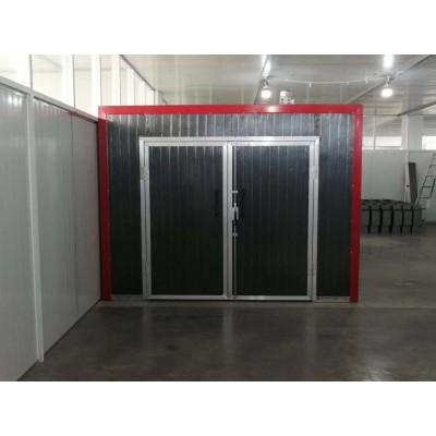 燃气加热,电加热,高温房固化房烘房设计安装