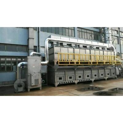催化燃烧设备工作原理及废气处理效率