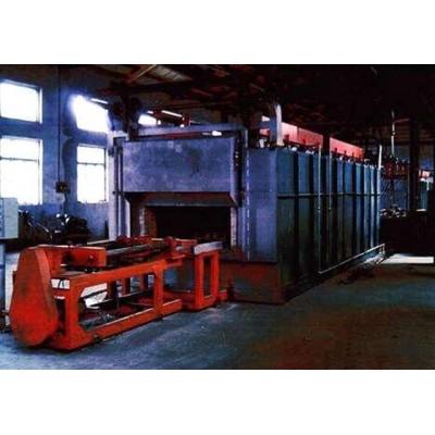 推杆式铝合金固溶炉供应推杆式铝合金固溶炉价格铝合金固溶炉厂家