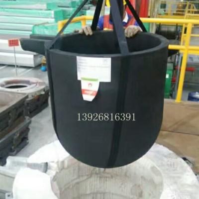 东冶坩埚 100KG熔铝熔铜石墨坩埚 保用6个月,免费试用