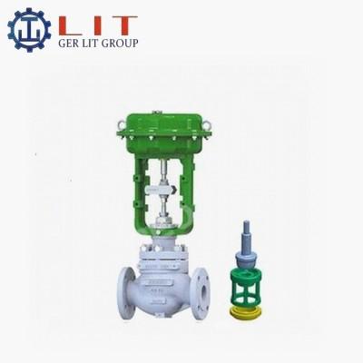 进口气动薄膜套筒调节阀 德国力特LIT品牌