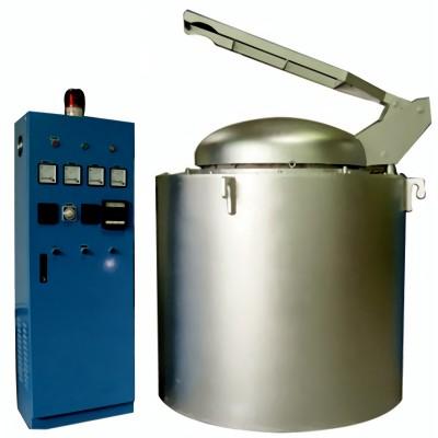 400公斤熔铝炉供应400吨压铸机机边保温炉铝合金熔化炉直销