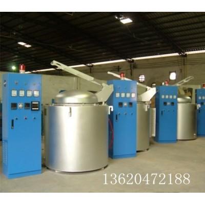 供应100公斤熔铝炉80吨压铸机机边保温炉