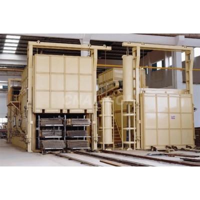 臺車式鋁合金時效爐供應臺車式鋁合金時效爐廠家