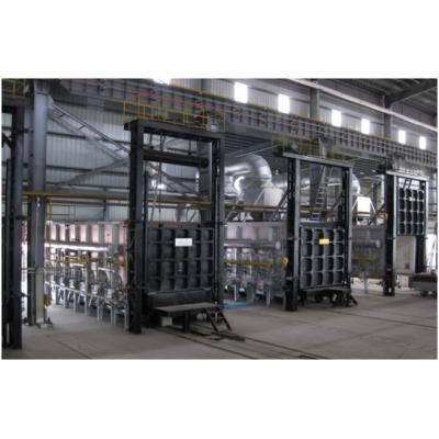 燃氣式鋁合金時效爐供應燃氣式鋁合金時效爐訂做廠家