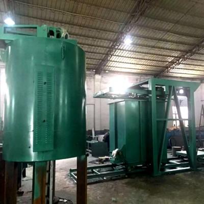立式圓形鋁合金快速固溶爐價格鋁鑄件時效固溶爐供應