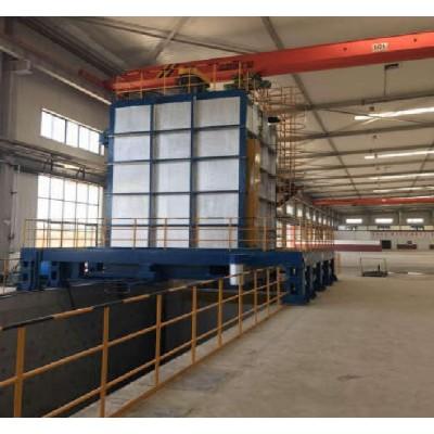 立式铝合金固溶炉供应 单车支架铝合金T6热处理工艺参数
