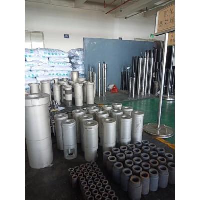 供应移动式除氢机、铝熔体浇包除氢气设备